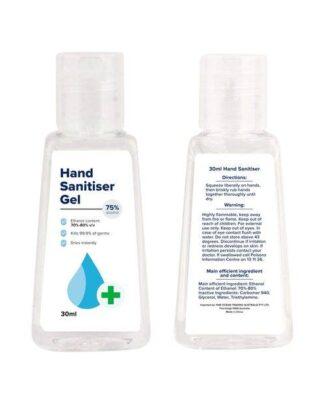 Hand Sanitiser 30ml