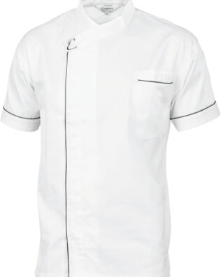 DNC Hospitality Workwear Cool-Breeze Modern Jacket Short Sleeve