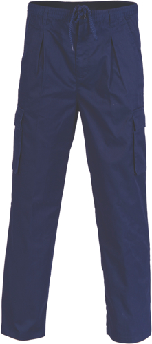 DNC Hospitality Workwear Polyester Cotton 3 in 1 Cargo Pants