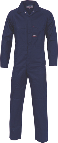 DNC Workwear Cotton Drill Coverall