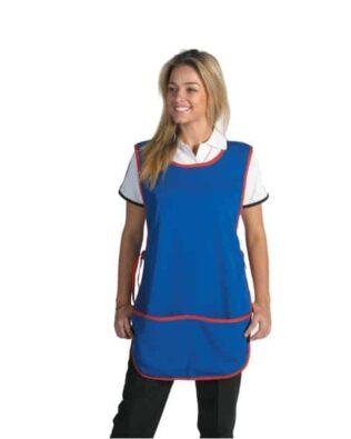 DNC Hospitality Workwear Popover Apron With Pocket
