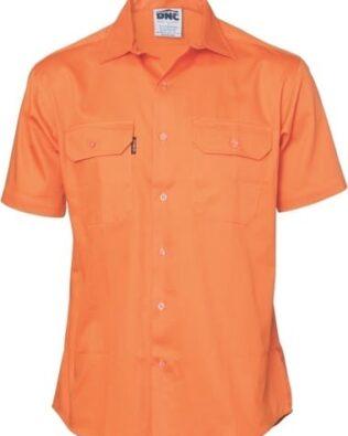 DNC Workwear Cool-Breeze Work Shirt Short Sleeve