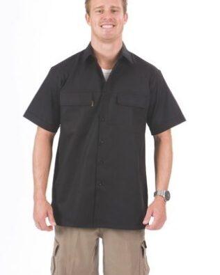 DNC Workwear Three Way Cool Breeze Short Sleeve Shirt