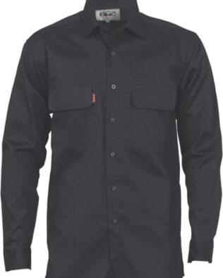 DNC Workwear Three Way Cool Breeze Work Shirt Long Sleeve