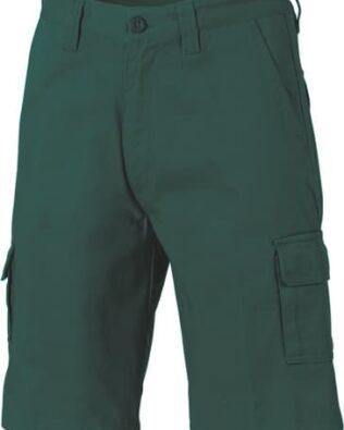 DNC Workwear Cotton Drill Cargo Shorts