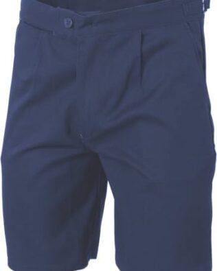 DNC Workwear Cotton Drill Long Leg Utility Shorts