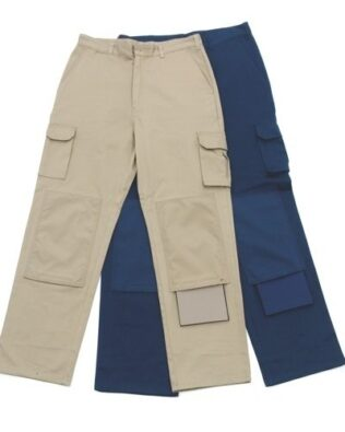DNC Workwear Cushion Knee Pads – 1 Pair Per Pack