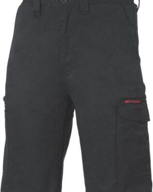 DNC Workwear Drill Elastic Drawstring Shorts