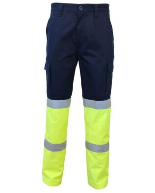 DNC Workwear 2Tone Biomotion Taped Cargo Pants