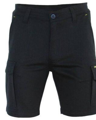 DNC Workwear SlimFlex Cargo Shorts