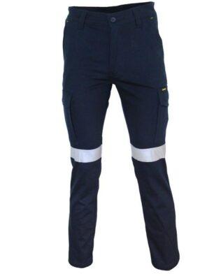 DNC Workwear SlimFlex Taped Cargo Pants