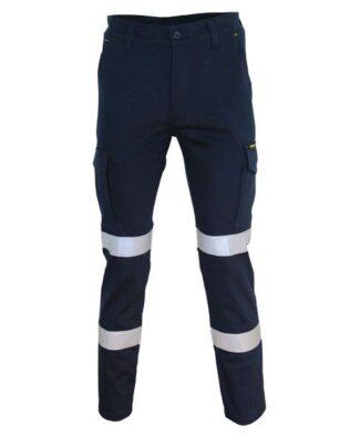 DNC Workwear SlimFlex Biomotion taped Cargo Pants