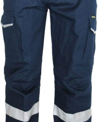 DNC Workwear RipStop Cargo Pants with CSR Reflective Tape