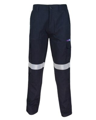DNC Workwear DNC Inherent FR PPE2 Taped Cargo Pants
