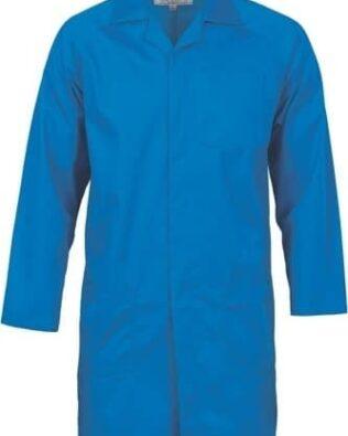 DNC Workwear Polyester cotton dust coat (Lab Coat)