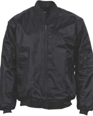DNC Workwear Flying Jacket Plastic Zips