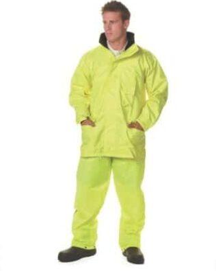 DNC Workwear Classic Rain Jacket