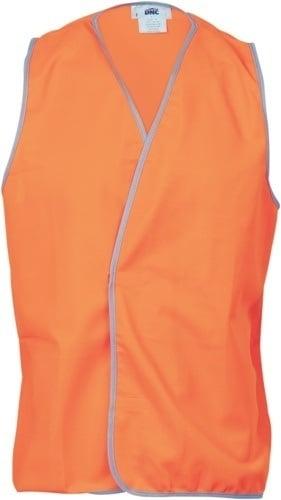 DNC Workwear Daytime Hi Vis Safety Vests