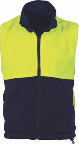 DNC Workwear Hi Vis Sublimated Blot Polo