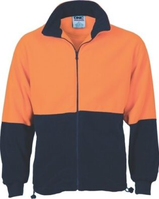 DNC Workwear OCEAN Hi Vis Sublimated Polo