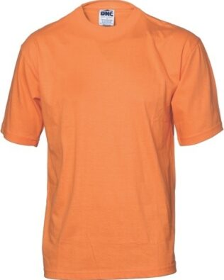 DNC Workwear Hi Vis Cotton Jersey Tee Short Sleeve