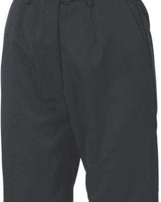 DNC Workwear Ladies P/V Flat Front Shorts