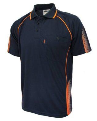 DNC Workwear GALAXY Sublimated Polo