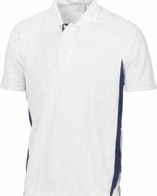 DNC Workwear Side Panel Polo Short Sleeve