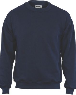DNC Sportswear Crew Neck Fleecy Sweatshirt
