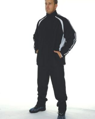 DNC Workwear Adults Ribstop Athens Track Pants