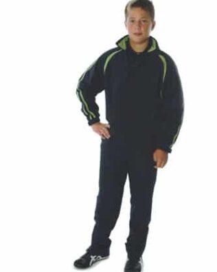 DNC Kidswear Kids Ribstop Athens Track Pants