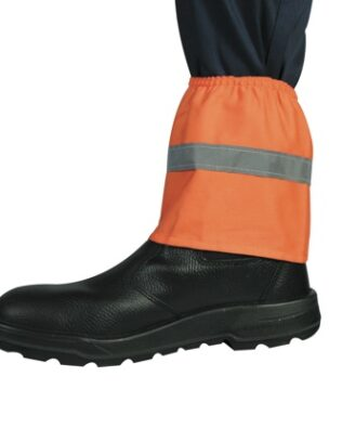 DNC Workwear Cotton Boot Covers with Reflective Tape