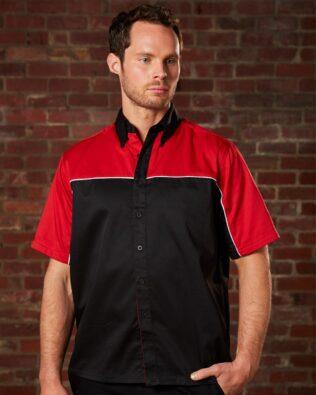 AIW Workwear Mens Racer Shirt