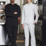 Benchmark Mens Functional Chef Pants