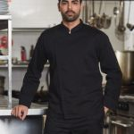Benchmark Mens Functional Chef Jackets