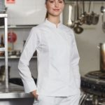 Benchmark Ladies Functional Chef Jackets