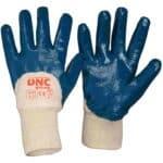 DNC Blue Nitrile 3/4 Dip