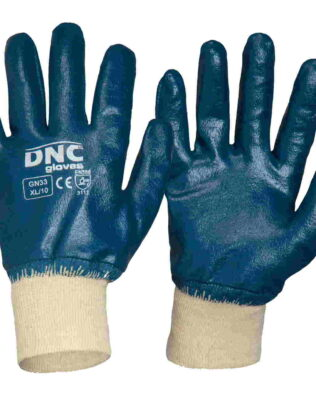 DNC Blue Nitrile Full Dip