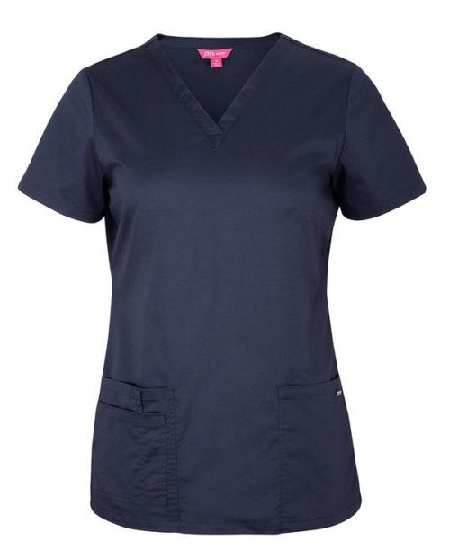 JBs Workwear Ladies Premium Scrub Top