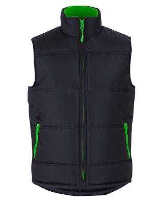 JBs WorkwearPuffer Contrast Vest