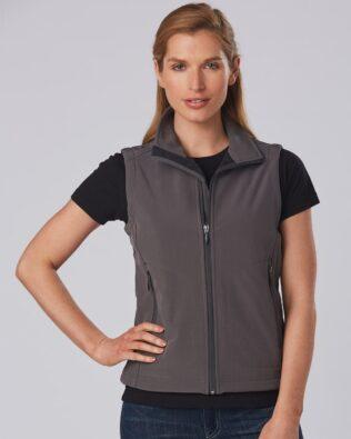 Winning Spirit Ladies Softshell Vest