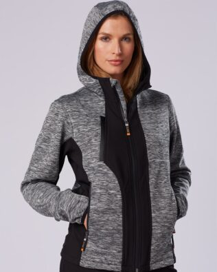 AIW Workwear Laminated Functional Knit Hoodie