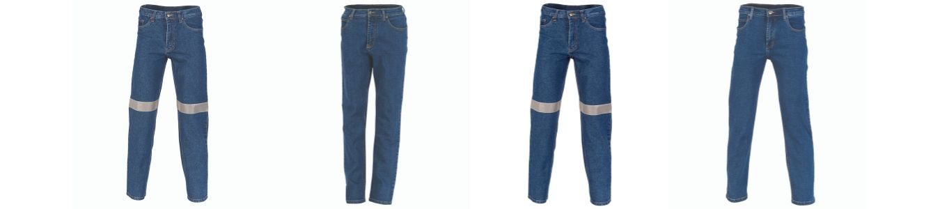 Jeans category