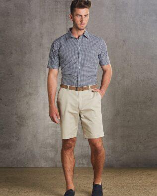 Benchmark Mens Chino Shorts