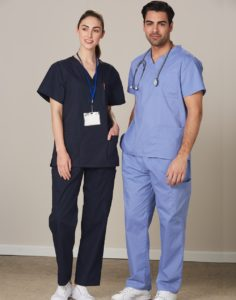 Benchmark Unisex Scrubs Pants