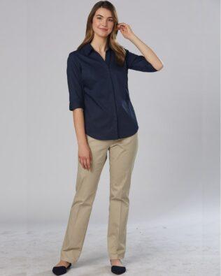Benchmark Womens Chino Pants