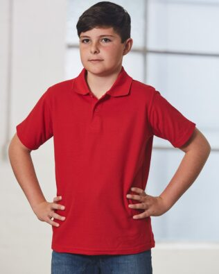 Campus Spirit Kids Traditional Polo