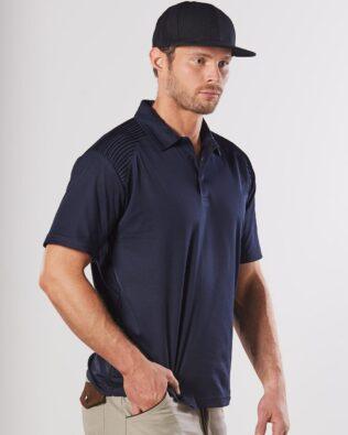 AIW Workwear Unisex Short Sleeve Truedry Polo