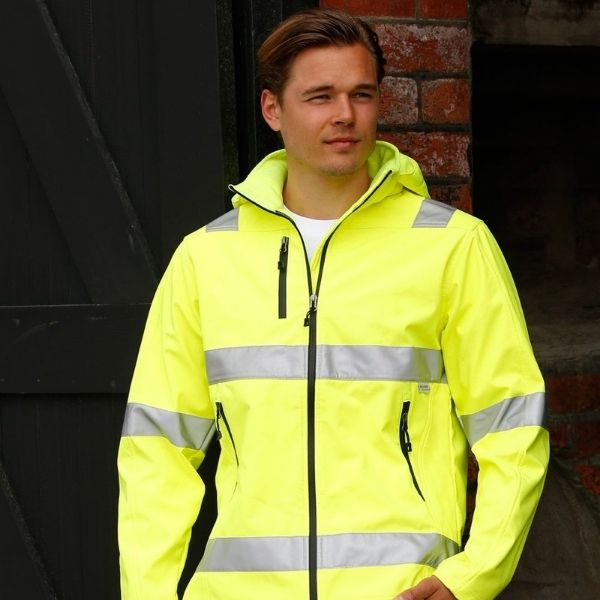 Combine Safety and Brand Advertising with Promotional Hi-Vis Jackets