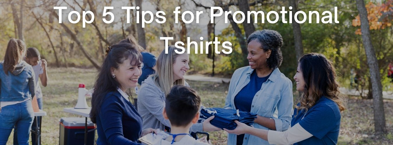 Promotional Tshirts blog